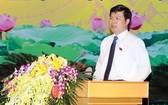 新任興安省人民議會主席陳國篡。(圖源:丁俊)