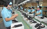 今年第一季度,美國進口我國鞋品總額達15億6000萬美元,同比增10%。(圖源:田升)