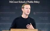 社交媒體網站臉書首席執行官扎克伯格。(圖源:互聯網)