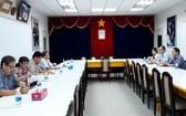 會議現場。(圖源:N. Hoàng)