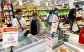 本市力爭確保必需品的貨源,故今年前4個月的零售額穩定增長。