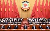 5月27日,中國人民政治協商會議第十三屆全國委員會第三次會議在北京閉幕。(圖源:新華社)