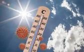 世界氣象組織(WMO)26日表示,隨著北半球今年預計將迎來破紀錄的高溫季節,炎熱天氣可能加重新冠肺炎患者的病情、增加傳染率、增加醫療系統負擔。(示意圖源:田升)