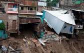 5月31日,熱帶風暴亞曼達襲擊中美洲國家薩爾瓦多與危地馬拉,造成至少10人喪生。(圖源:AFP)