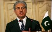 巴基斯坦外交部長庫雷希。(圖源:互聯網)