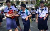 全國各校致力於 7 月 15 日前結束學年。(示意圖源:晉盛)
