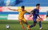 越南足球恢復比賽。(圖源:互聯網)