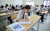 2020年高中畢業試定於 8 月 9 和 10 日舉辦。(示意圖源:互聯網)