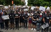 美國抗議人數創紀錄。(圖源:Getty Images)