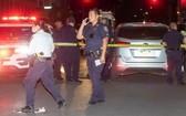 槍擊現場視頻截圖。(圖源:Getty Images)