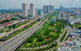 本市東面創新都市區一瞥。