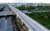 本市將對濱城-仙泉地鐵1號線各地鐵站周邊的土地儲備進行複查並重新規劃。(圖源:玉陽)