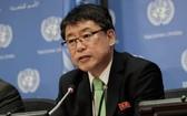 朝鮮外務省負責美國事務的局長權正根。(圖源:therahnuma)