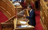 希臘總理米佐塔基斯。(圖源:MPA)
