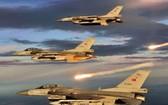 """土耳其14日晚對伊拉克北部多地的庫爾德工人黨武裝發動了代號為""""鷹爪行動""""的軍事行動。(圖源:互聯網)"""
