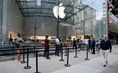 蘋果因疫情復發,將暫時關閉位於美國佛羅里達州、亞利桑那州、南卡羅來納州和北卡羅來納州的一些零售商店。(圖源:路透社)