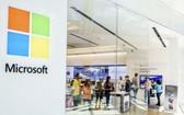 美國微軟公司宣佈,將永久關閉其全球實體店舖,把零售業務轉移到線上。(示意圖源:互聯網)