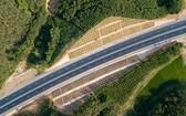 交通運輸部副部長阮日:美順-芹苴高速公路將於11月動工。(示意圖源:互聯網)