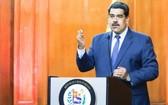 當地時間6月29日,委內瑞拉總統馬杜羅下令要求歐盟大使佩德羅薩托在72小時內離開委內瑞拉。(圖源:Getty Images)
