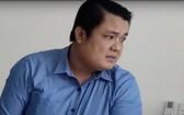 圖為富安盛地產公司總經理吳明欽。(圖源:田升)