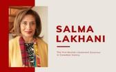 薩爾瑪‧拉哈尼將是加拿大史上首位出任省督的穆斯林人士。