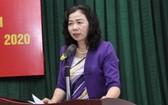 財政部副部長武氏梅出任國家儲備庫系統設立總體規劃審定委員會主席。(圖源:互聯網)