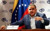 委內瑞拉總檢察長塔雷克‧威廉‧薩阿布。(圖源:互聯網)
