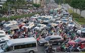 限制個人車輛有助緩解交通堵塞。(圖源:德富)
