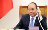 政府總理阮春福向中國國務院總理李克強致慰問電。(示意圖源:VOV)