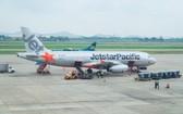 圖為 Jetstar Pacific客機。(圖源:互聯網)
