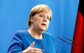 德國總理默克爾。(圖源:路透社)
