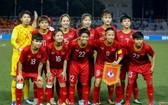 越南女足球隊。(圖源:互聯網)