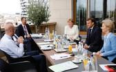 歐盟領導人就經濟救助方案進行討論。(圖源:互聯網)