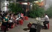 市民族處辦公廳主任陳志偉主持,以華語向50名華人婦女、會員宣傳有關防止家暴的法律規定。