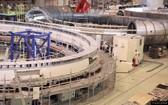 當地時間28日,世界上最大的核聚變裝置--國際熱核聚變實驗反應堆(ITER),在法國南部正式開始組裝。(圖源:ITER)