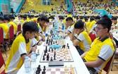 棋手們進行比賽。(圖源:互聯網)