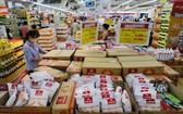 昇龍Big C超市貨物充足,消費者可隨心選購。(圖源:越通社)