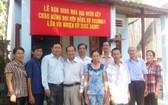 華人代表處每年捐贈一間大團結屋。