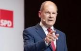 德國社民黨提名現任財政部長蕭茲,明年大選角逐總理。(圖源:歐新社)