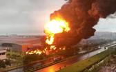 火警現場。(圖源:VTV News)