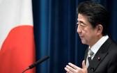 日本首相安倍晉三。(圖源:新華社)