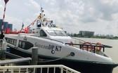 白騰-平陽-古芝高速船減少航班。(圖源:何梅)