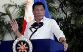 菲律賓總統杜特爾特。(圖源:路透社)