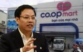 西貢商業聯合合作社董事長葉勇因未完成首長責任而辭職。(圖源:詩慧)
