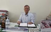 啟秀華文中心校長王沛川。