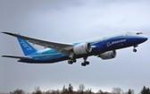 當地時間28日,美國飛機製造商波音公司稱,因在一些波音787遠端客機機身連接處發現存在製造缺陷,必須停飛8架波音787客機,以進行檢查和修復。(示意圖源:互聯網)