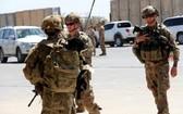 圖為駐伊拉克美軍。(圖源:路透社)
