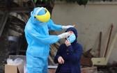 峴港市人委會副主席黎忠征:峴港市新冠肺炎疫情防控指委會將在全市展開家庭戶代表採樣檢測。(圖源:碧雲)