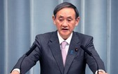 日本內閣官房長官菅義偉。(圖源:AFP)