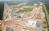 圖為同奈省隆城縣祿安-平山安置房工程項目。